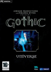 Packaging of Gothic Universe [PC]