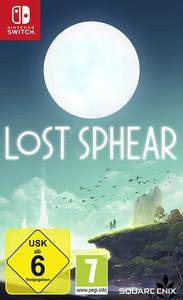 Verpackung von Lost Sphear [Switch]