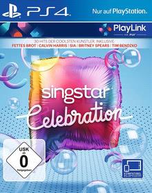 Verpackung von SingStar Celebration (PlayLink) [PS4]
