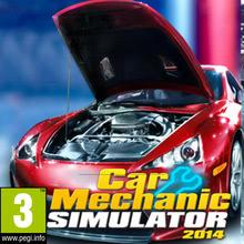 Packaging of Car Mechanic Simulator 2014 [Mac]