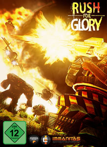 Verpackung von Rush for Glory [PC]
