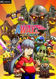 Packaging of AWAY: Journey to the Unexpected [PC]