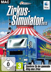 Verpackung von Zirkus Simulator 2013 [Mac]