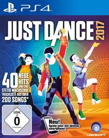 Verpackung von Just Dance 2017 [PS4]