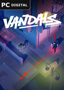 Packaging of Vandals [PC / Mac]