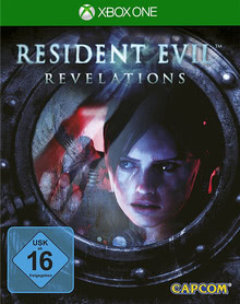 Verpackung von Resident Evil Revelations [Xbox One]