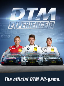 Packaging of DTM Experience 2014 [PC]