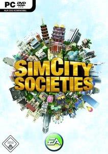 Verpackung von SimCity Societies [PC]