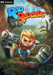 Packaging of Rad Rodgers [PC]