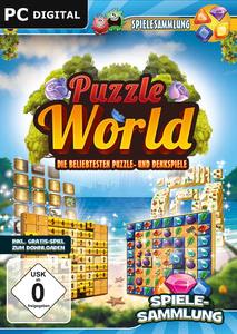 Verpackung von GaMons - Puzzle World [PC]