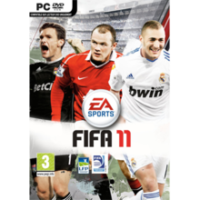 Emballage de FIFA 11 [PC]