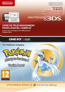 Emballage de Pokémon Silber [3DS]