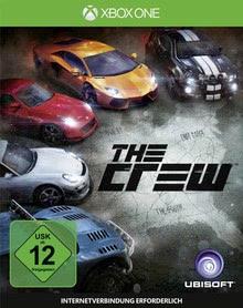Verpackung von The Crew [Xbox One]