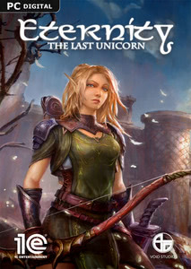 Packaging of Eternity: The Last Unicorn [PC]