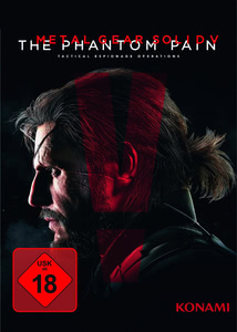 Verpackung von Metal Gear Solid V: The Phantom Pain [PC]