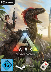 Verpackung von ARK: Survival Evolved [PC / Mac]