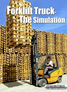 Packaging of Gabelstabler - Die Simulation (Forklift Truck) [PC]