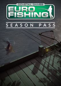 Packaging of Euro Fishing Season Pass [PC]