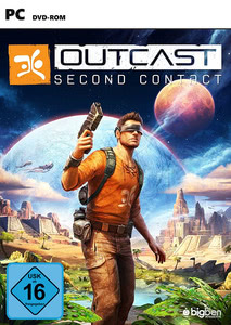 Verpackung von Outcast: Second Contact [PC]