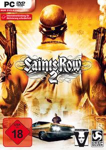 Verpackung von Saints Row 2 [PC]