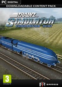 Packaging of Trainz LMS Coronation Scot [PC]