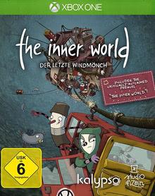 Verpackung von The Inner World - Der letzte Windmönch + The Inner World 1 [Xbox One]