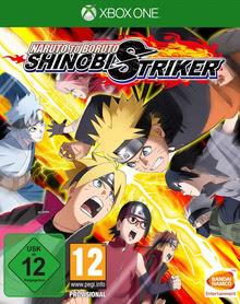 Verpackung von Naruto to Boruto: Shinobi Striker [Xbox One]
