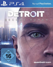 Verpackung von Detroit Become Human [PS4]