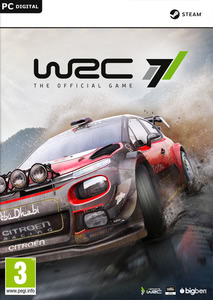 Packaging of WRC 7 [PC]
