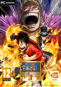 Packaging of ONE PIECE PIRATE WARRIORS 3 GOLD EDITION [PC]