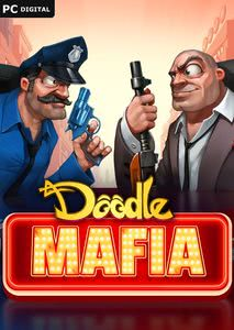 Packaging of Doodle Mafia [PC]