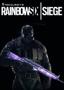 Verpackung von Tom Clancy's Rainbow Six Siege Amethyst [PC]
