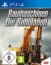 Verpackung von Baumaschinen - Die Simulation [PS4]