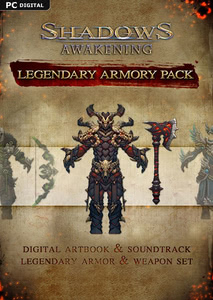 Packaging of Shadows: Awakening The Legendary Armour Pack [PC]