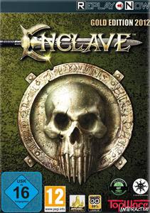 Verpackung von Enclave Gold [PC]