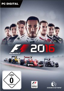 Verpackung von F1 2016 [PC]