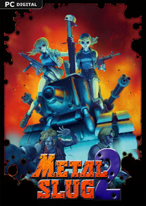 Packaging of Metal Slug 2 [PC]