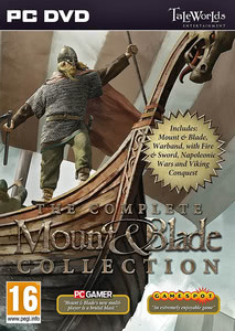 Packaging of Mount & Blade: Full Collection [PC]