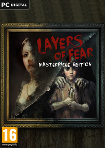 Packaging of Layers of Fear: Masterpiece Edition [Mac]