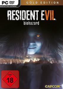 Verpackung von Resident Evil 7 biohazard Gold Edition [PC]