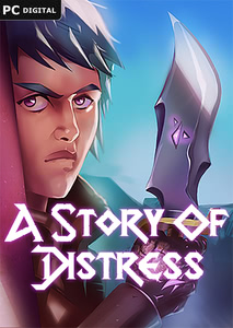 Packaging of A Story of Distress (VR only) [PC]