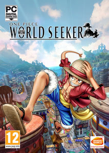 Packaging of ONE PIECE: World Seeker [PC]