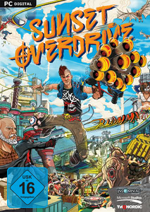 Verpackung von Sunset Overdrive [PC]