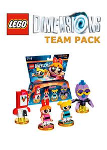 Verpackung von LEGO Dimensions Team Pack Powerpuff Girls [PS3 / PS4 / Wii U / Xbox 360]