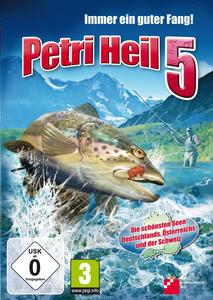 Verpackung von Petri Heil 5 [PC]