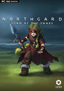 Packaging of NorthGard Svafnir, Clan of the Snake [PC / Mac]