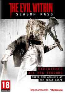 Packaging of The Evil Within - Season Pass [PC]