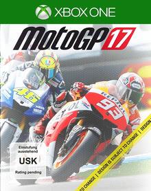 Verpackung von MotoGP 17 [Xbox One]