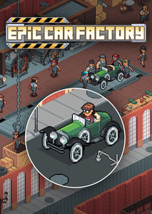 Packaging of Epic Car Factory [PC / Mac]