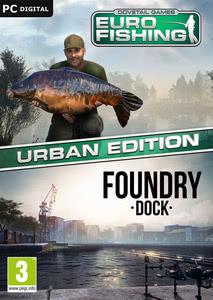 Verpackung von Euro Fishing: Urban Edition [PC]